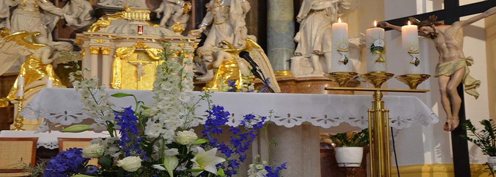 oficiální web Římskokatolické farnosti Hluk